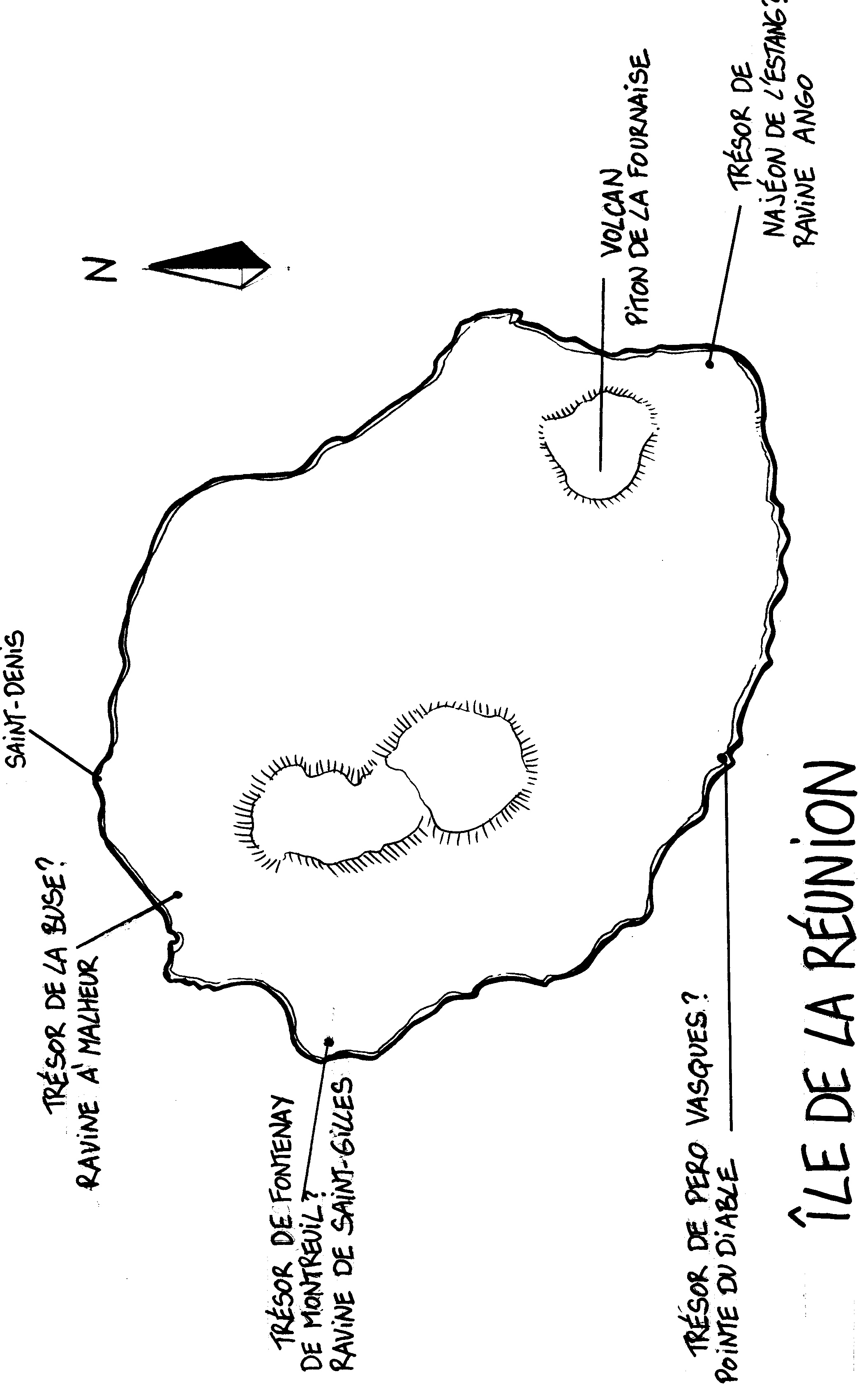 forêt loches plan